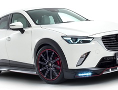 DAMD - MAZDA CX3 BODY KIT