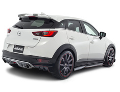 CX-3 - DK5AW - Full Kit - Colour: Ceramic Metallic (47A) - Colour: Crystal White Pearl Mica (34K) - Colour: Deep Crystal Blue Mica (42M) - Colour: Dynamic Blue Mica (44J) - Colour: Jet Black Mica (41W) - Colour: Meteor Gray Mica (42A) - Colour: Seoul Red Premium Metallic (41V) - Colour: Titanium Flash Mica (42S) - DD-CX3DK-FKP