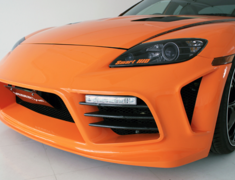 RX-8 - SE3P - Aero Set (Front, Side, Rear)