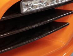 RX-8 - SE3P - Front Bumper Duct Fin (Carbon)