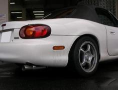 Roadster - NB6C - Pipe Size: 50.8mm - SLMA-1002