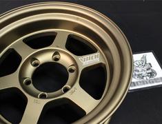 V-R TE37X-PM TE37X-PM 16 x 8.0J Offset -20 6H - 139 BR (Bronze Almite)