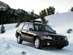 Subaru - OEM Parts - Forester - SG5