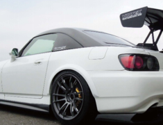 S2000 - AP1 - Side Steps - Wet Carbon - S2S-2