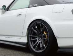 S2000 - AP2 - Rear Over Fender (+18) - Urethane - S20R-3