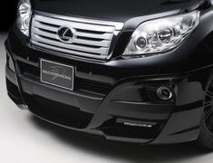 Land Cruiser Prado - GRJ150W - Toyota - Land Cruiser Prado - GRJ150W - Sports Line ('09~'13) - Front Half Spoiler