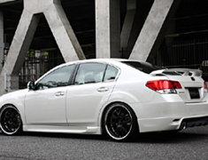 Legacy B4 - BM9 - Side Skirts - Material: FRP - SS