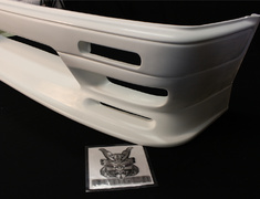 Laurel - C33 - 3 Piece Kit - Front Bumper Spoiler, Side Steps, Rear Bumper Spoiler - Construction: FRP - Colour: Unpainted - 3P Kit