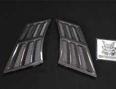 GT-R - R35 - Front Carbon Fender Ducts - Nissan - GTR - R35