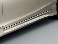 Accord Hybrid - CR6 - Side Skirts - Construction: PPE - Colour: Unpainted - 70219-XMJ-K0S0-ZZ