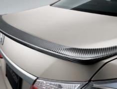 Accord Hybrid - CR6 - Carbon Air Spoiler - Construction: Carbon - 84112-XMJ-K0S0