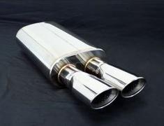 Fuga - Y50 - Veldiss X - Exhaust System - Veldiss X - SS