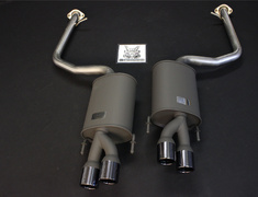 IS 200t - ASE30 - MS153-53002 - Sports Muffler - Must be installed with Rear Diffuser
