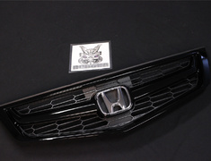 Accord - CU2 - Front Grille - Colour: NH-731P - 08F21-TL0-0B1