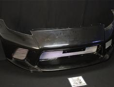 Fairlady Z - 370Z - Z34 - Front Bumper Spoiler - Material: FRP - 100055