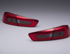 Lancer Evolution X - CZ4A - LED Tail Lights - Construction: - - VLMI-002
