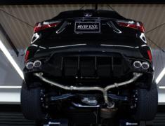 RX450h 4WD - GYL25W - Aero Carbon Muffler for 450h - 2x90mm - AIMPVIPEXE-RX-CMUF
