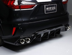 RX450h 4WD - GYL25W - Rear Under Spoiler - Construction: FRP - Colour: Unpainted - AIMPVIPEXE-RX-RUS