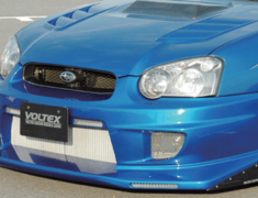 Impreza WRX STI - GDB - Front Bumper - Construction: FRP - IBE-1