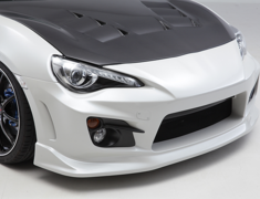 86 - ZN6 - Front Bumper - Construction: Hybrid - 86KFBH
