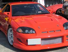 GTO - Z15A - Material: FRP - Color: Unpainted - Gen3