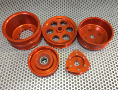 Super Now - FD3S Pulley Kit