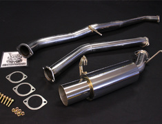 Be Free - Stainless Steel Muffler