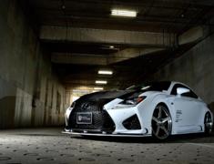 ROWEN - Lexus RC-F Aero Parts