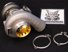 - GTIII-5R - 53T A/R1.00WG - TURBO FLANGE: Coupling - 14001-AK031