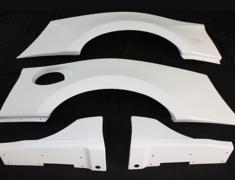 BRZ - ZC6 - 60160 - Over Fender Full Kit