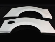 86 - ZN6 - 60163 - Over Fender Kit