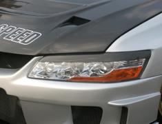 Lancer Evolution VII - CT9A - 004506C - Eye Line - Carbon