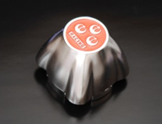 - Old hub hole size - Colour: Silver - Height: 50mm - Center Bore: 73mm - Quantity: 4 - Mushroom Silver Type