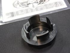 - A10/A12/F812/F8F12/Mug etc. - Colour: Black - Height: 20mm - Center Bore: 60mm - Quantity: 1 - Octagon Type