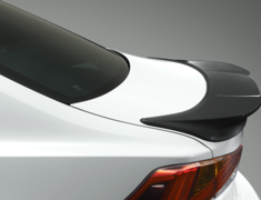 IS 200t - ASE30 - Rear Spoiler - Colour: BLACK EDITION - MS342-53003