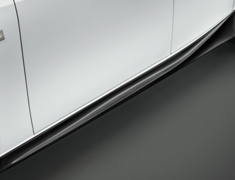 IS 200t - ASE30 - Side Skirt - Colour: BLACK EDITION - MS344-53003