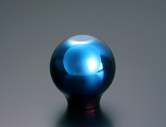 Mazda - Colour: Titanium Blue - Length: 50mm - Thread: M10 x P1.25 - ONT01B