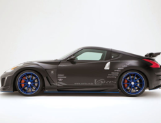 370Z - Z34 - Side Skirts - (See Note 4) - Construction: Carbon - VANI-024