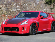 Varis - Z34 Fairlady Z ARISING II Aero Parts