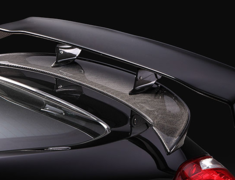 370Z - Z34 - GT WING - HYPER NARROW - 1360 mm & WING BASE SPOILER (see note 2) - Construction: VSDC + CARBON - V