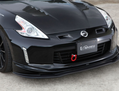 Fairlady Z - 370Z - Z34 - FRONT SPOILER (see note 1) - Construction: Carbon - VANI-091