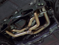 86 GT - ZN6 - Design: 4-2-1 - Material: SUS304 - 33005-AT008