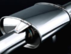Skyline GT-R - BNR34 - Pipe Size: 80mm - Tail Size: 115mm - 17400-AAR10-34