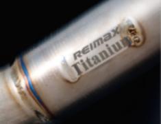 Skyline GT-R - BCNR33 - Material: Titanium - Weight: 2.1kg. - 17401-ATR04