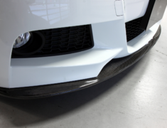 - Front Lip Spoiler - Construction: Carbon - 3101-22021