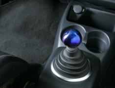Honda - Colour: Blue - Material: Titanium - Length: 48mm - Thread: M10xP1.5mm - TSN-BL
