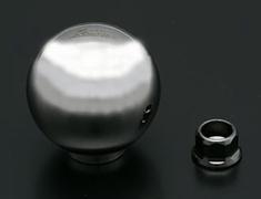 Honda - Colour: Silver - Material: Titanium - Length: 48mm - Thread: M10xP1.5mm - TSN-SL