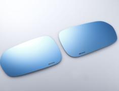 Spoon - Blue Wide Door Mirrors
