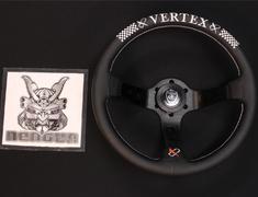 Car Make T&E - Vertex - Steering Wheel - VERTEX SPEED - 330mm