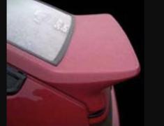 Sprinter Trueno - AE86 - Levin & Trueno Rear Bumper Spoiler - Construction: FRP - ALL-I-REAR-BUMPER